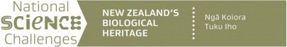 NZ's Biological Heritage National Science Challenge