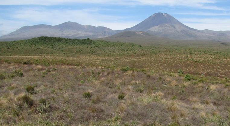 Tongariro National Park in 2018