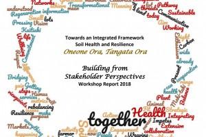 Stakeholder soil health resilience workshop 2018
