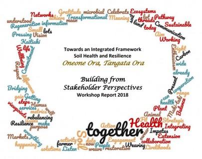 Stakeholder soil health & resilience workshop