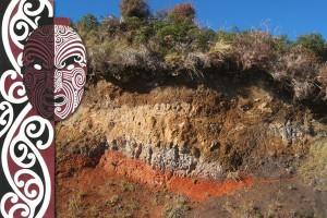 Māori names for soil