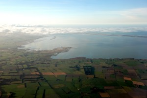 The programme is contributing to providing solutions to improve water quality in Te Waihora which receives drainage water from the research site (Phillip Capper)
