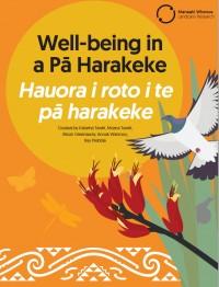 Well-being in a Pā Harakeke | Hauora i roto i te pā harakeke