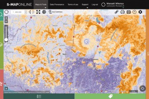 S-Map: the digital soil map for New Zealand