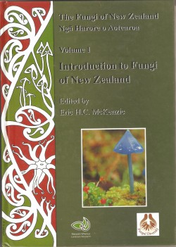 Introduction to Fungi of New Zealand – The Fungi of New Zealand volume 1