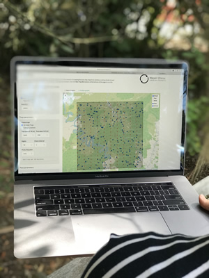 TrapSim model: an online tool to help managers decide on trapping regime (trap numbers, trap spacing, trapping duration and effectiveness).