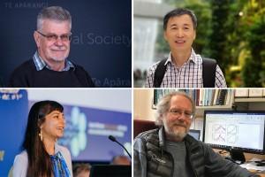 Garth Harmsworth, Zhi-Qiang Zhang, Manpreet Dhami and Miko Kirschbaum