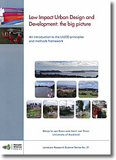 Low Impact Urban Design and Development: the big picture