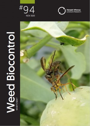 Weed biocontrol: What's New?  Issue 94