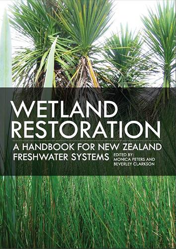Wetland Restoration handbook cover