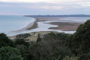 Okarito Lagoon, Westland (Janet Wilmshurst)