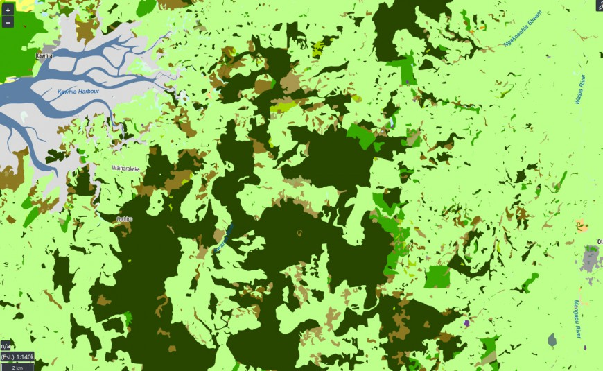Landcover.